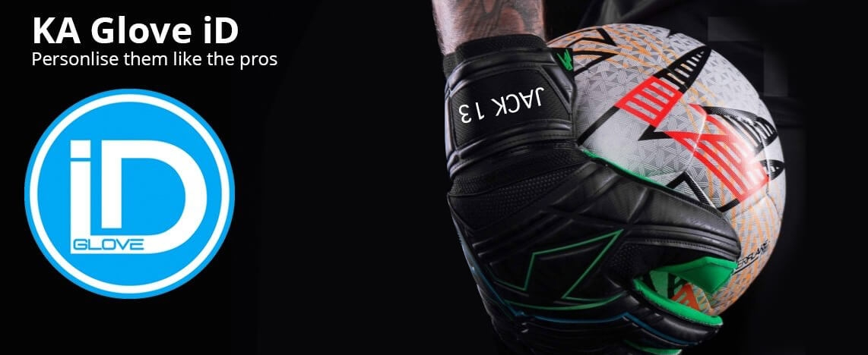New KA Goalkeeper Gloves