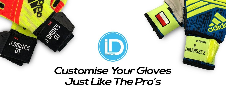 New Adidas Goalkeeper Gloves