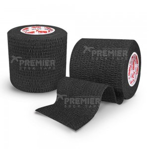P.S.T Goalkeeper Finger and Wrist Protection Tape Black