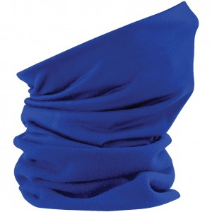 Keeper ID Morf Fleece Neck Warmer Snood Blue