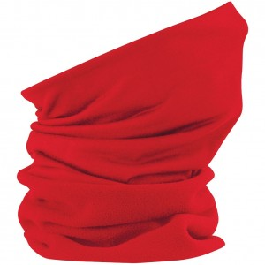 Keeper ID Morf Fleece Neck Warmer Snood Red