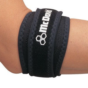 McDavid Elbow Band Dual Pad