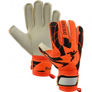 Precision Fusion_X.3D Flat Cut Turf Junior Goalkeeping Gloves