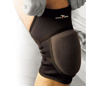 Precision Goalkeeping Knee Protect Pad
