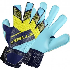 Sells Total Contact Illuminate Goalkeepers Gloves
