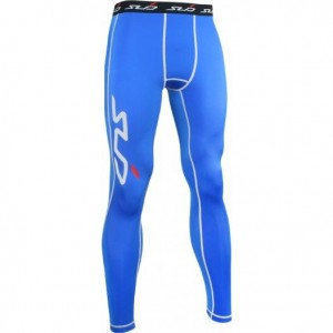 Sub Sports Dual Leggings Royal Blue