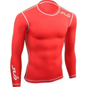 Sub Sports Dual Long Sleeve Jersey Red