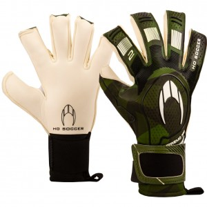 HO Supremo Pro Negative Pink Goalkeeper Gloves