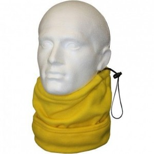 Keeper ID Neck Warmer Football Snood Yellow
