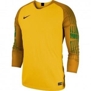 Nike Gardien Junior Goalkeeper Jersey Long Sleeve Yellow