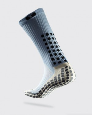 Trusox Mid-Calf Cushion (sky blue)