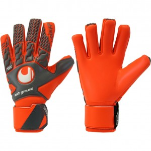 Uhlsport Arered Soft HN Competition Goalkeeper Gloves
