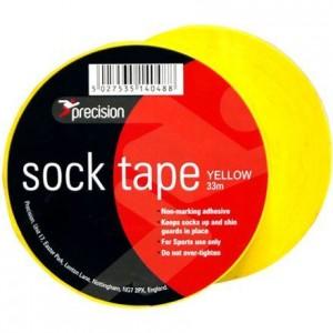 Precision Football Sock Tape Yellow
