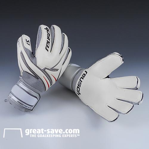 Nike Gloves Argos: Reusch Argos Pro S1 Ortho Tec (white Silver)