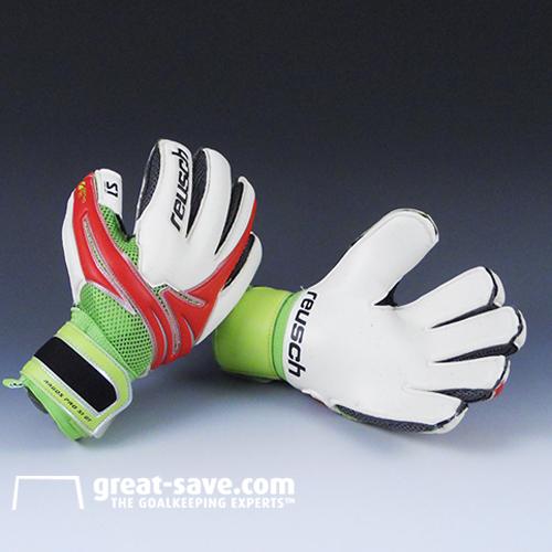 Nike Gloves Argos: Reusch Argos Pro S1 Ortho Tec (white Fire Red