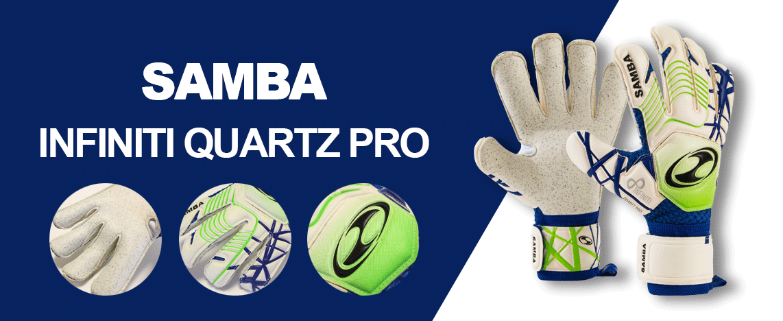 Samba Goalkeeper Gloves