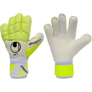 Uhlsport Pure Alliance Soft Flex Frame Goalkeeper Gloves