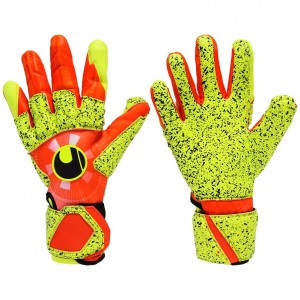 Uhlsport Dynamic Impulse Supergrip Reflex Goalkeeper Gloves