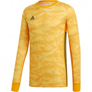 Adidas AdiPro 19 Goalkeeper Jersey Junior Gold