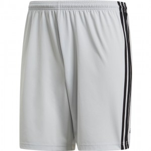 Adidas Condivo 19 Goalkeeper Shorts Clear Grey