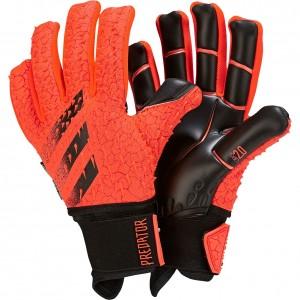 Adidas PREDATOR GL PRO FINGERSAVE ULTIMATE Goalkeeper Gloves