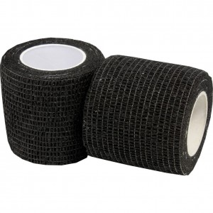 HO Finger and Wrist Goalkeeper Tape Black