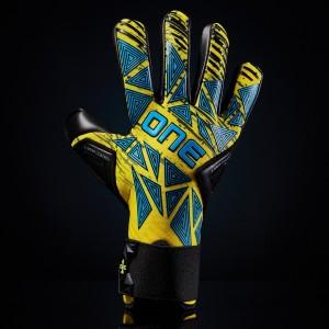 One GEO 3.0 Cyber Goalkeeper Gloves
