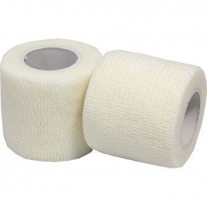 HO Finger and Wrist Goalkeeper Tape White