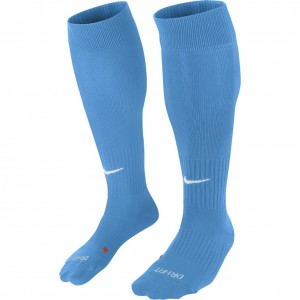 Nike Classic II Cushion Over The Calf Football Socks University Blue/White