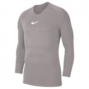Nike Dry Fit Park First Layer LS Top Grey