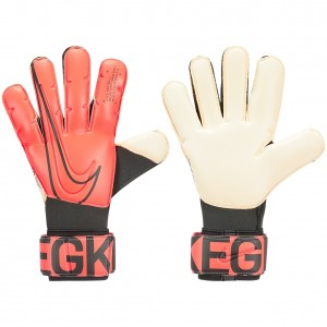 Nike Goalkeeper Grip 3 Bright Mango Junior Goalkeeper Gloves