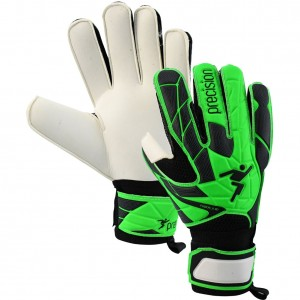 Precision Fusion_X.3D Flat Cut Finger Protect Junior Goalkeeper Gloves