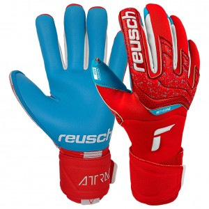 Reusch Attrakt Aqua Windproof Goalkeeper Gloves