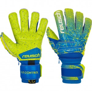 Reusch Fit Control Deluxe G3 Fusion Ortho-Tec Goalkeeper Gloves