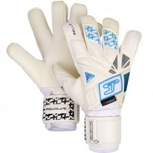 Sells Revolve Aqua Ultimate Juniors Goalkeepers Gloves