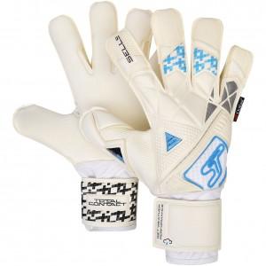 Sells Total Contact Aqua Ultimate Junior Goalkeepers Gloves