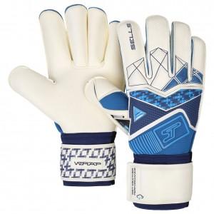 Sells Wrap Aqua Cyclone Goalkeepers Gloves