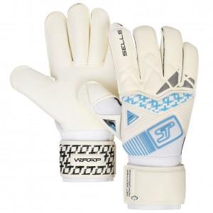 Sells Wrap Aqua H20 Goalkeepers Gloves