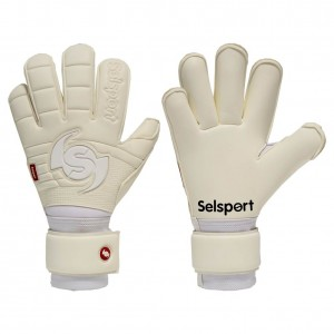 Selsport Wrappa Phantom 02 Pro strap) Junior Goalkeeper Gloves