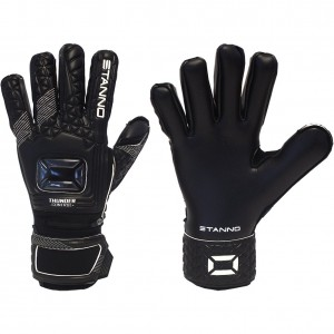 Stanno Thunder V NC Blackout Goalkeeper Gloves