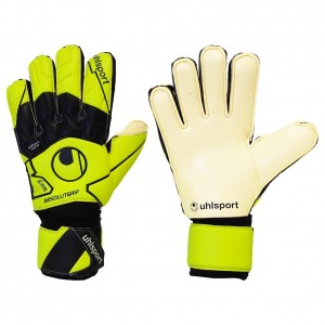 UHLSPORT AbsolutGrip Flex Frame Carbon Goalkeeper Gloves