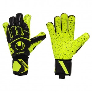 UHLSPORT SuperGrip Flex Frame Carbon Goalkeeper Gloves