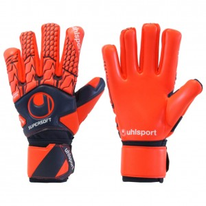 Uhlsport Next Level Supersoft HN Junior Goalkeeping Gloves