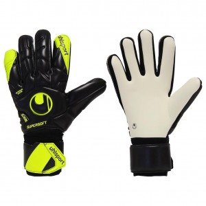 UHLSPORT SuperSoft HN FlexFrame Goalkeeper Gloves