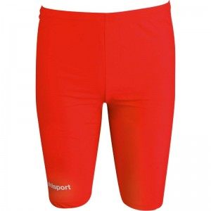 Uhlsport Base Layer Tight Shorts Red