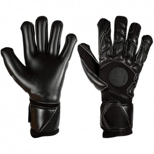 Uhlsport Absolutgrip HN Pro #294 Blackout Goalkeeper Gloves