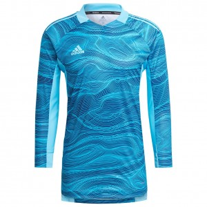 Adidas AdiPro CONDIVO 21 Goalkeeper Bold Aqua LS