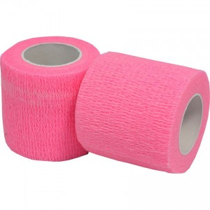 HO Finger and Wrist Goalkeeper Tape Pink