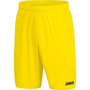 Jako Short 2.0 Yellow