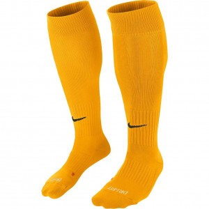 Nike Classic II Cushion Over The Calf Football Socks University Gold